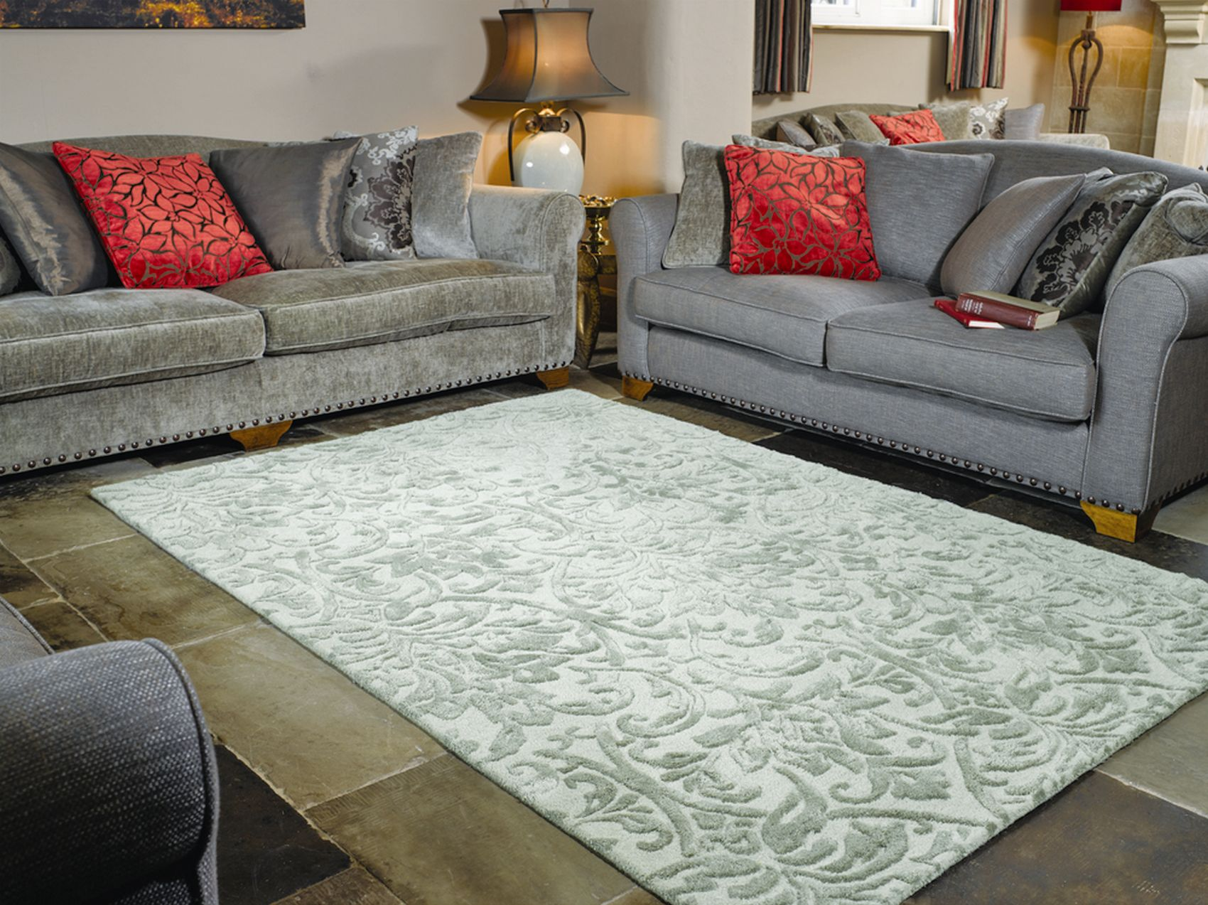 Luxury Rugs 100 Wool Thick Hard Wearing Small