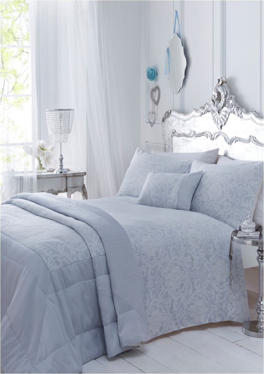 Luxury Woven Jacquard Quilt Duvet Cover Bedding Bed Linen Sets ... : jacquard quilt - Adamdwight.com