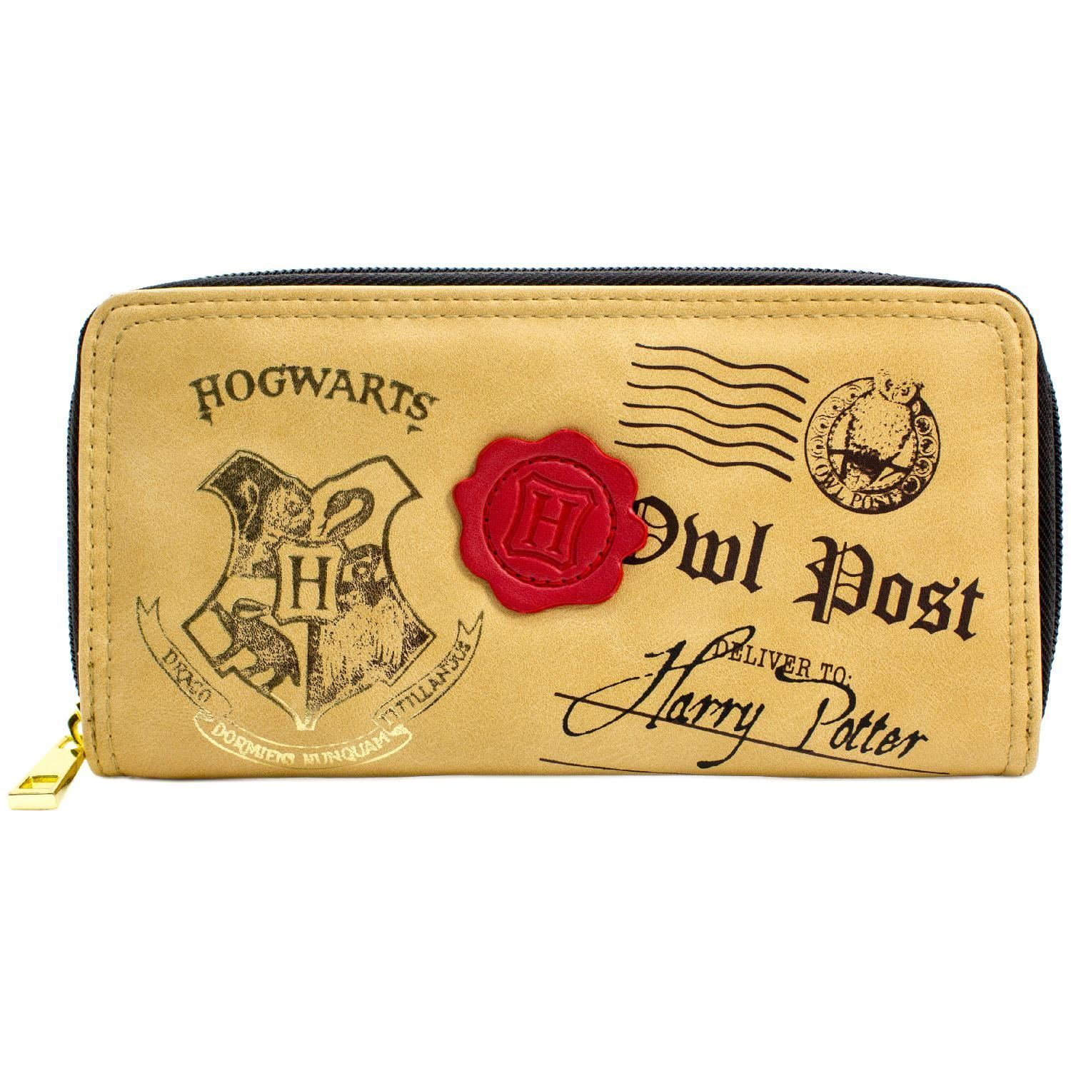 Official Harry Potter Hogwarts Owl Post Brown Coin & Card ...  Harry Potter Owl Service
