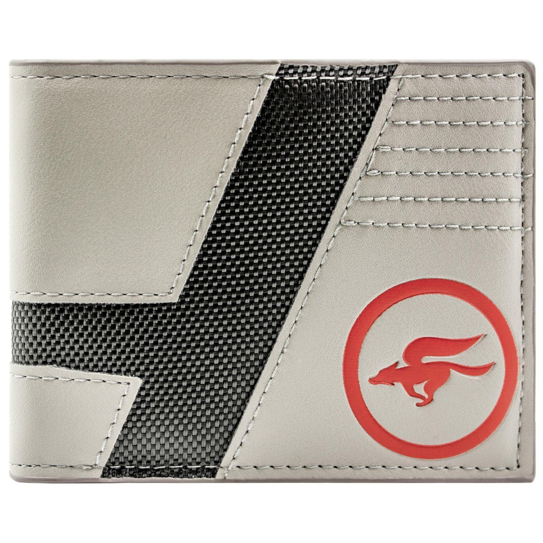 Star Fox Zero Stern-Flügel-Team-Logo Grau Portemonnaie Geldbörse