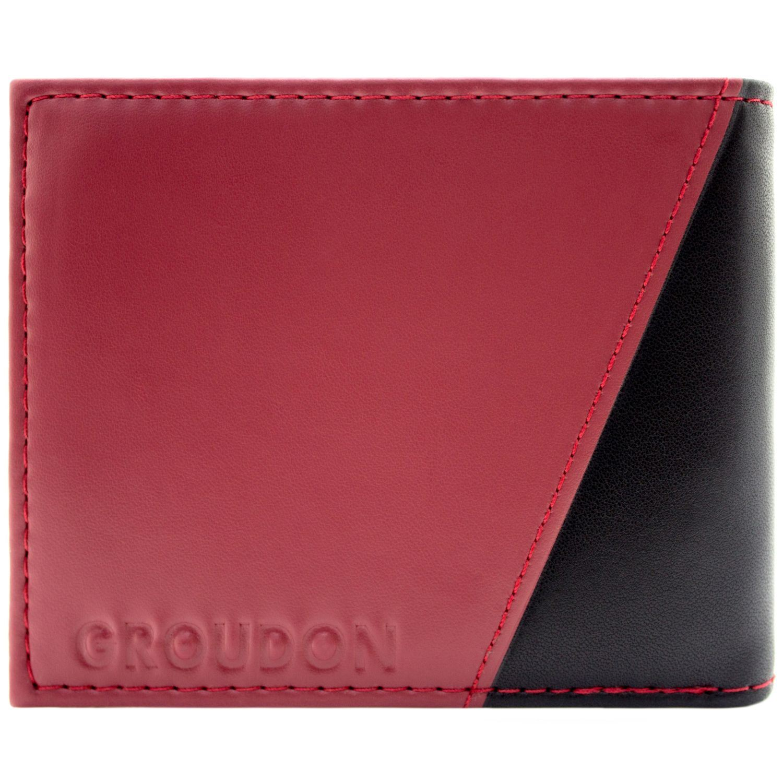 NEW OFFICIAL POKEMON LEGENDARY GROUDON RED COIN /& CARD BI-FOLD WALLET