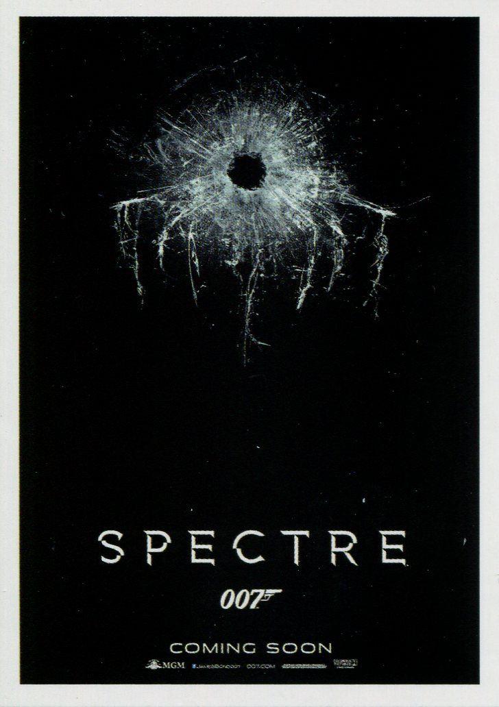James Bond Archives 2017 Spectre Skyfall Expansion Card #212