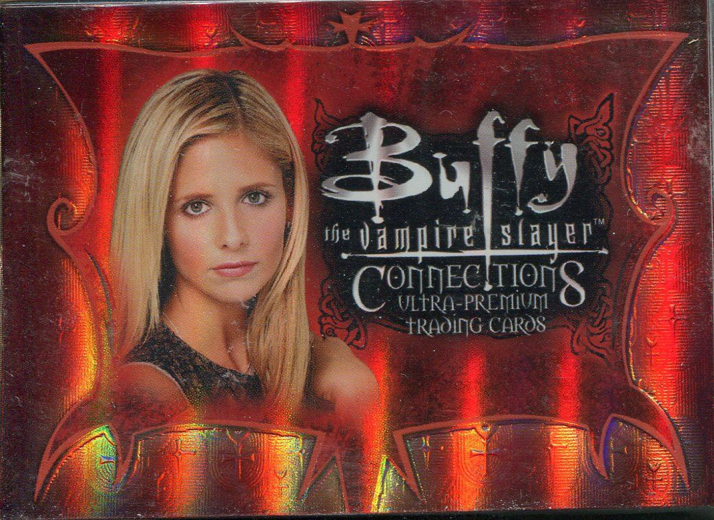Buffy Connections 72 Card Base Set