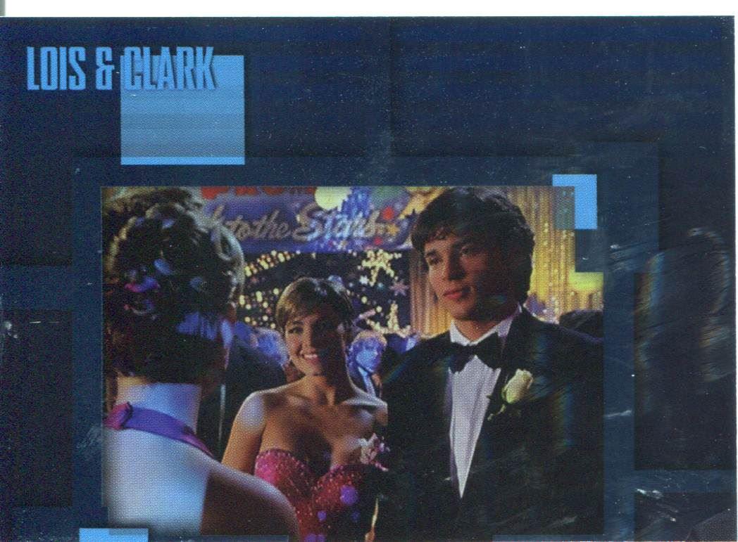 Losse niet-sportkaarten Verzamelkaarten, ruilkaarten Smallville Season 4 Lois & Clark Puzzle Chase Card LC6