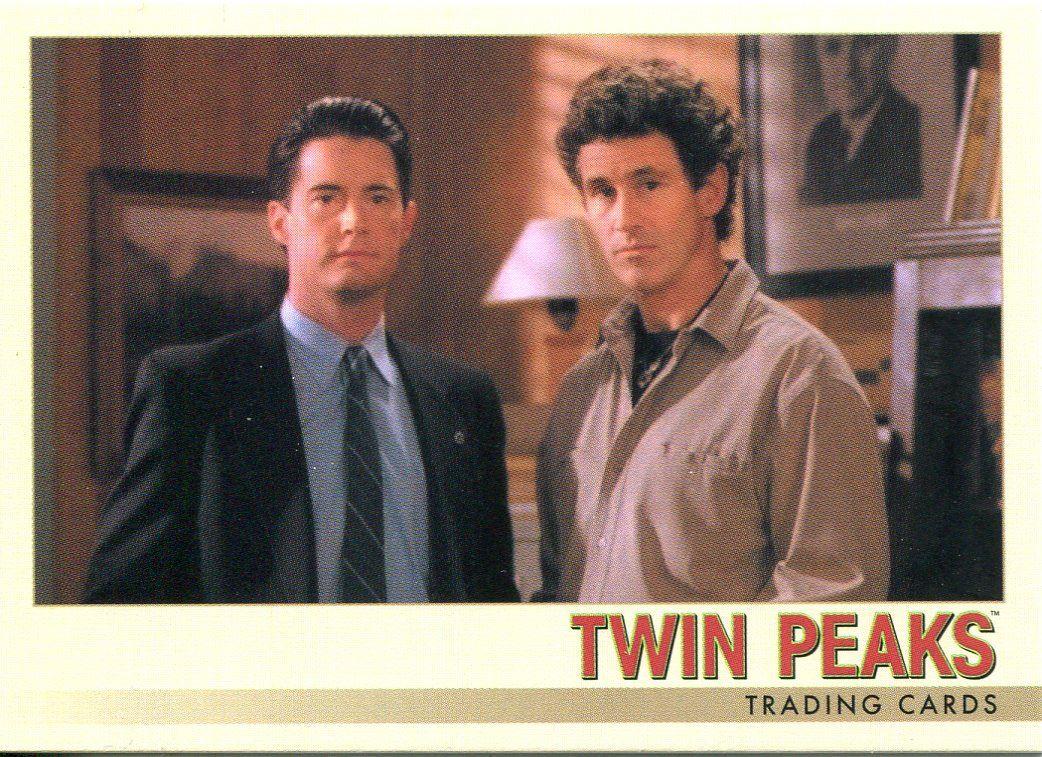 Twin Peaks 2018 Promo Card P3 Binder Exclusive