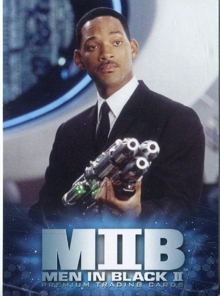 Details About The Men In Black Ii Promo Card P2