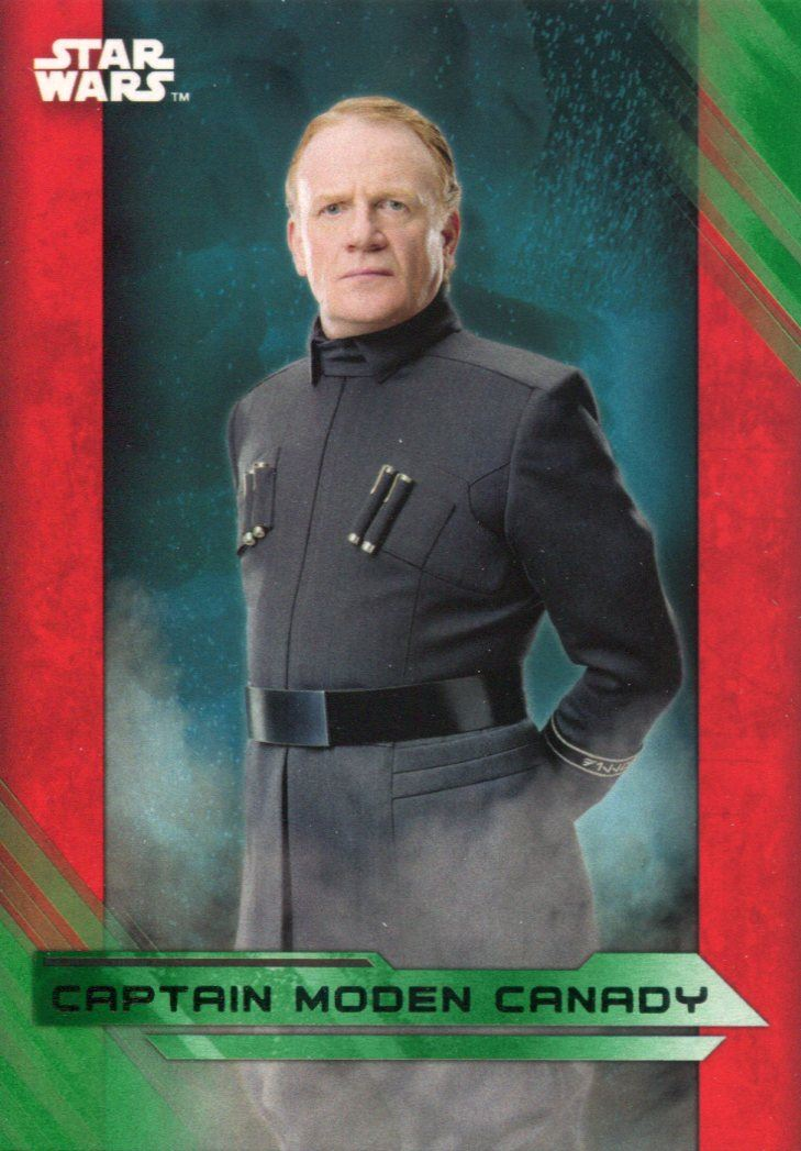 Verzamelingen Star Wars Last Jedi Series 2 Complete 100 Card Purple Parallel Base Set Niet-sportkaarten
