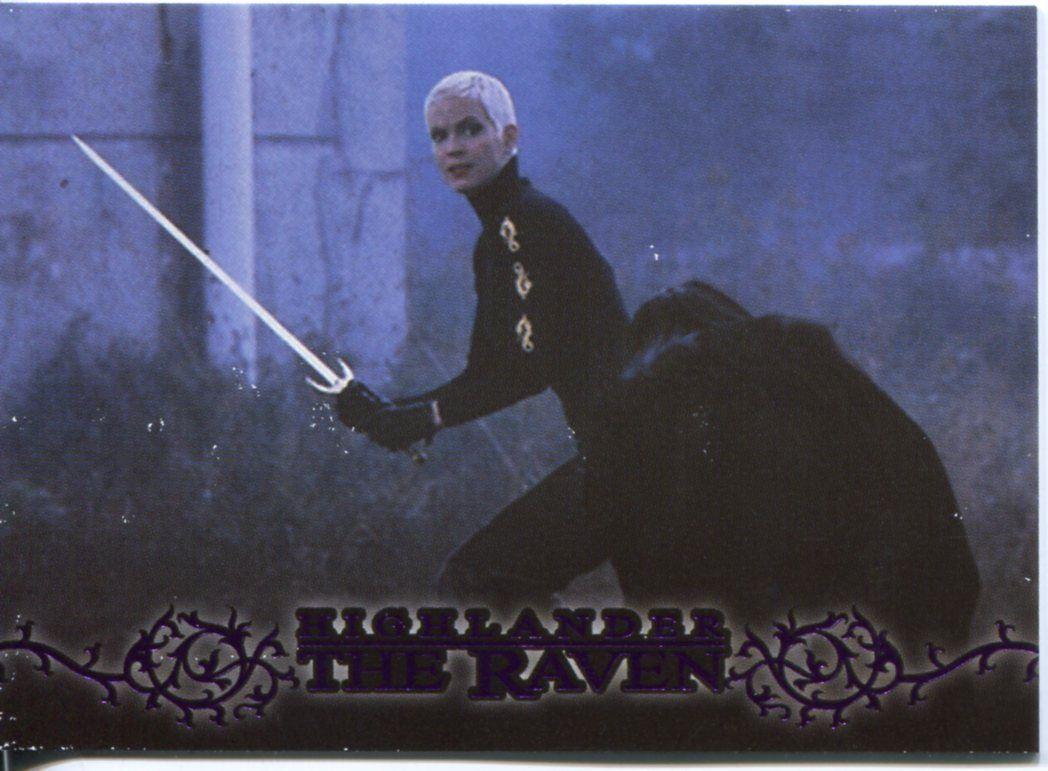 Complete Highlander Single Chase Card Selection Raven Lover Warrior Wanderer
