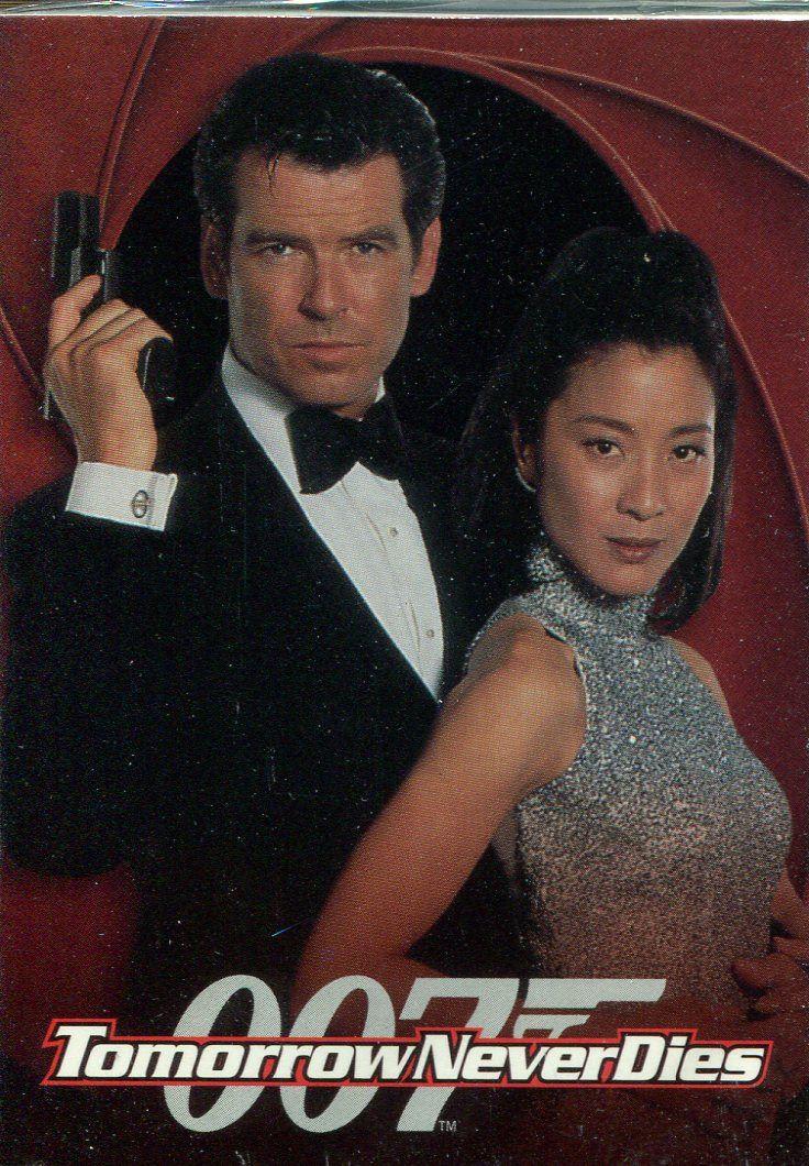 Inkworks James Bond The World Is Not Enough Complete 90 Card Base Set