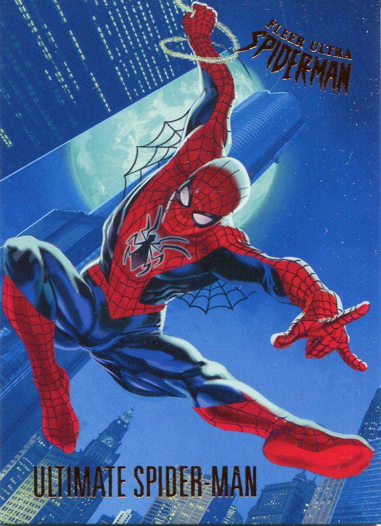 Spiderman Fleer Ultra 2017 Base Card #29 Kraven
