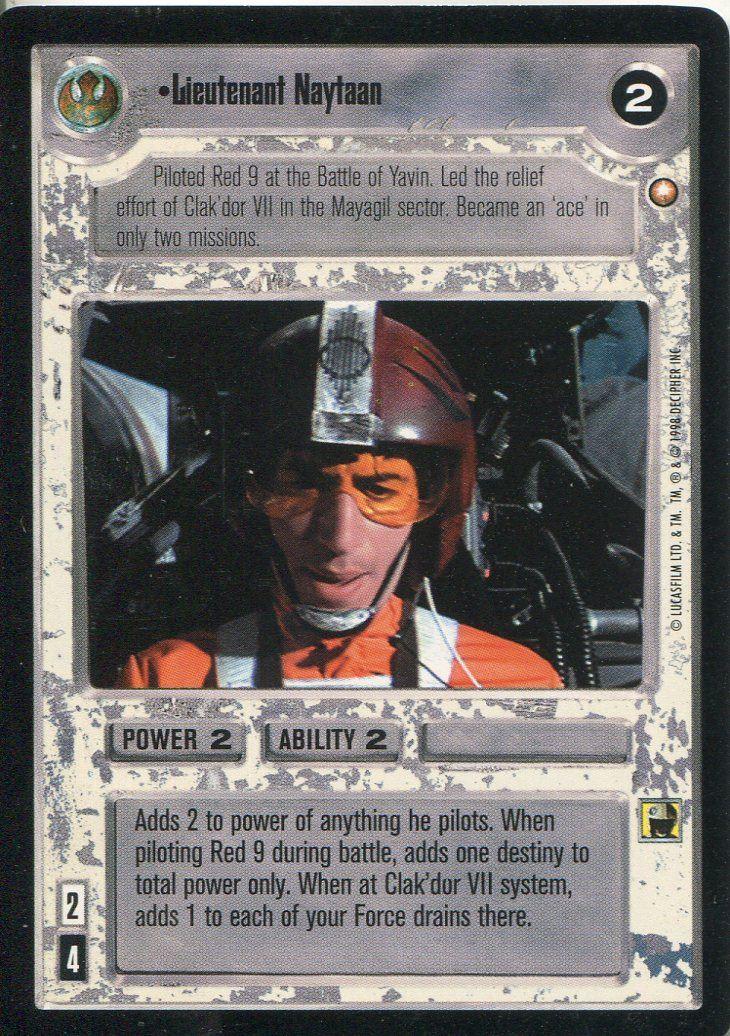 Star Wars CCG Special Edition Yavin 4 Trooper