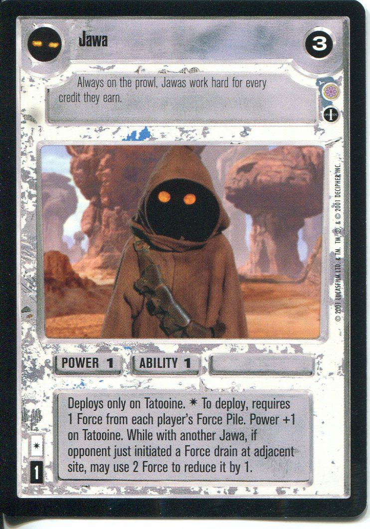 Star Wars CCG Coruscant Uncommon Alter Light Side