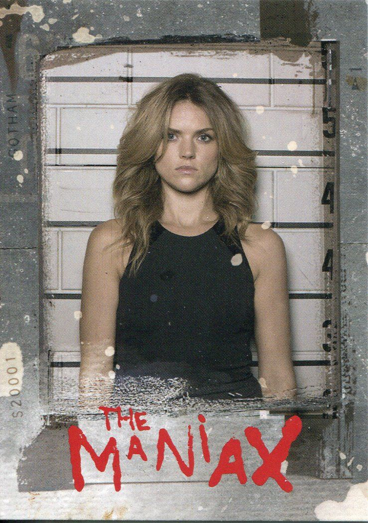 Gotham Season 1 Character Bios Chase Card C07 Barbara Kean