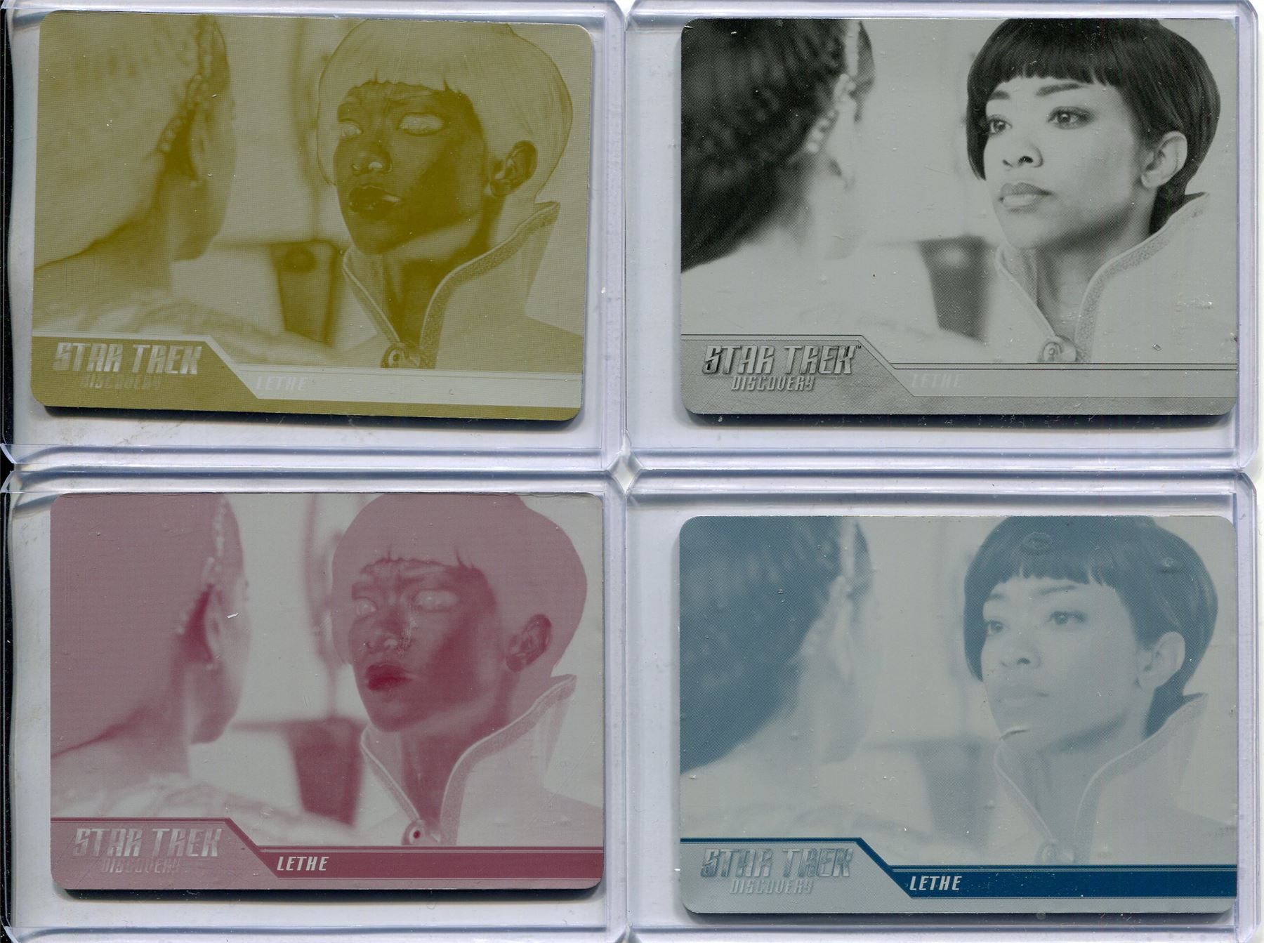 Star Trek TOS Archives /& Inscriptions Base Card #52 Variant 1