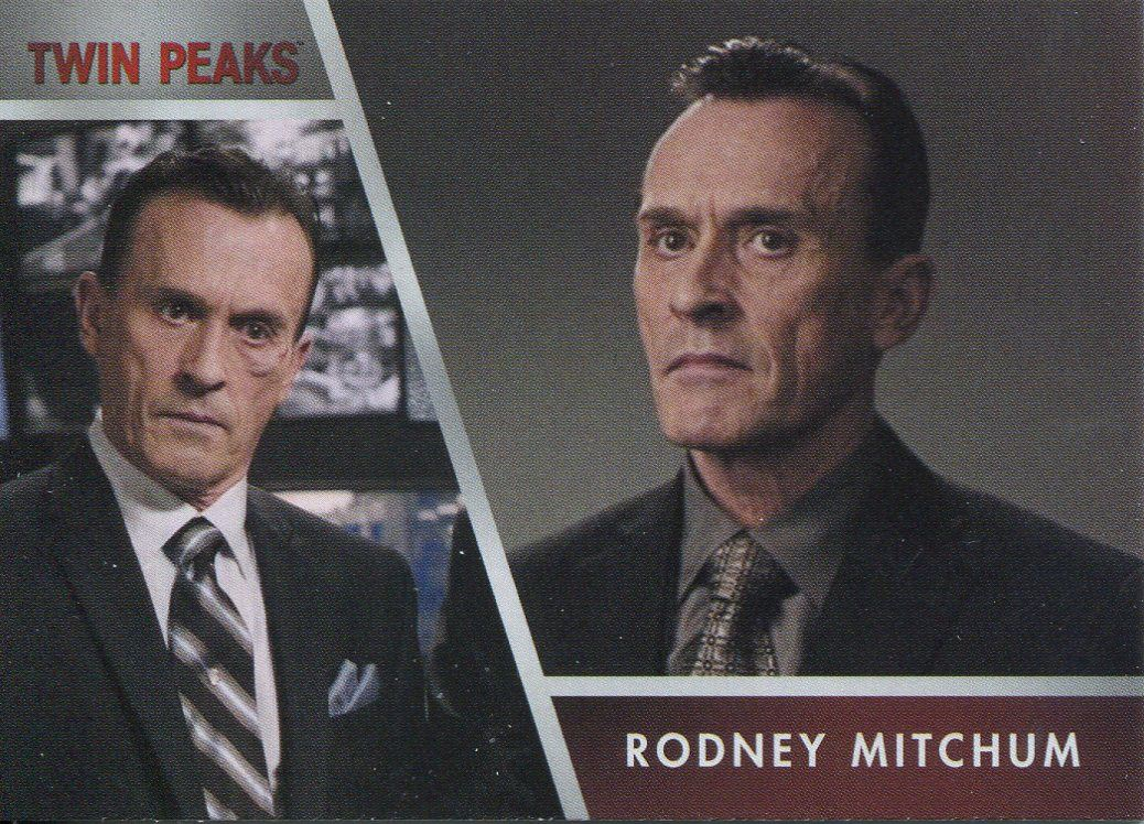 Twin Peaks 2018 A Limited Event Chase Card #40 Part 14