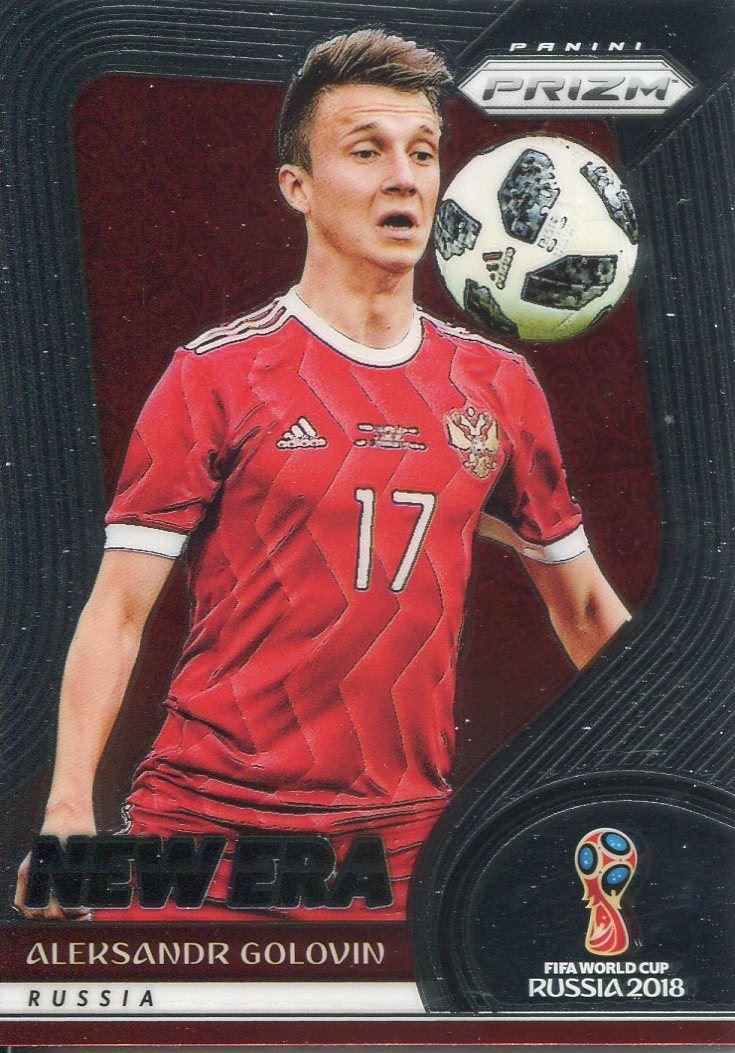 PRIZM WORLD CUP 2018 New Era Chase Card NE-13 Victor Nilsson Lindelof-Suède