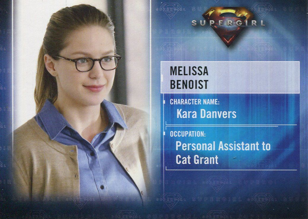 Supergirl Season 1 Character Chase Card CB3 Jeremy Jordan as Winn Schott