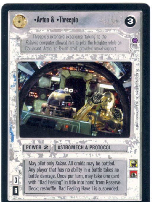 Star Wars CCG Reflections II Obi-Wan/'s Journal