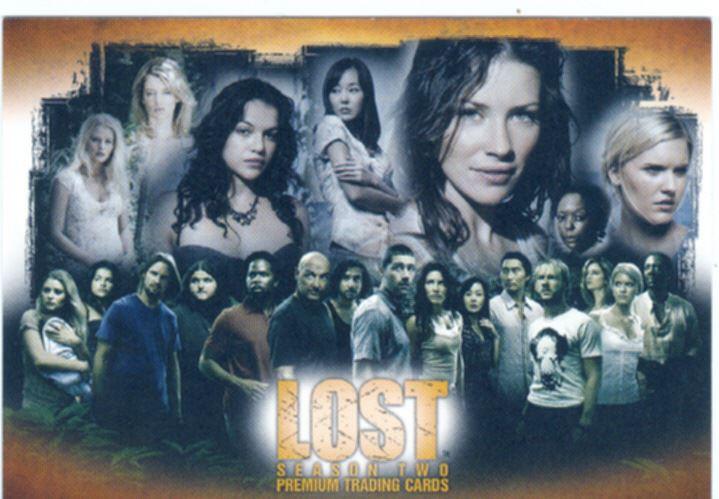 Lost Season 2 Promo Card L2-i