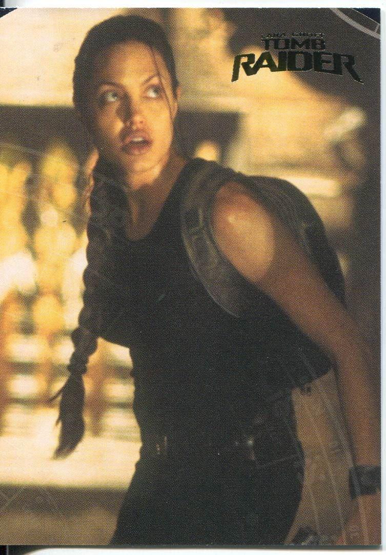 Tomb Raider The Movie Lara Croft Tomb Raider Chase Card LC6
