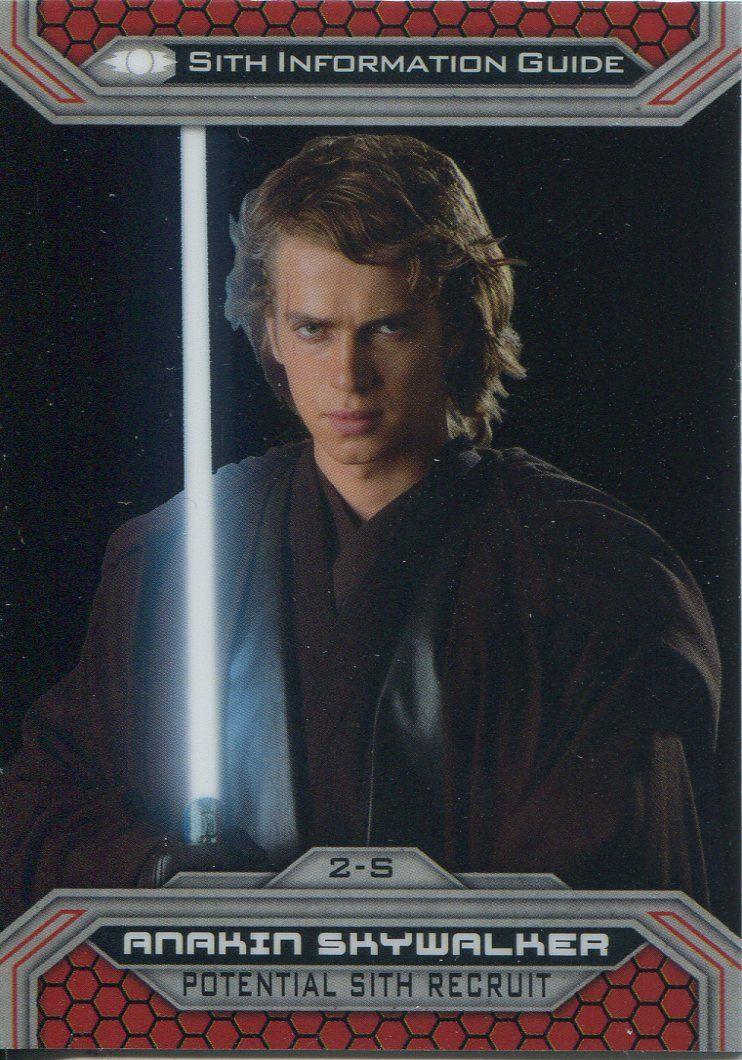 Star Wars Chrome Perspectives II Base Card 1-S Luke Skywalker