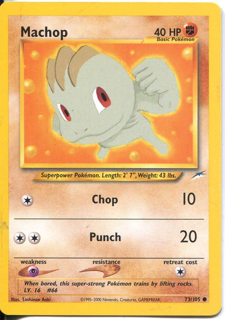 Pokemon Neo Destiny Common Card #65//105 Gastly