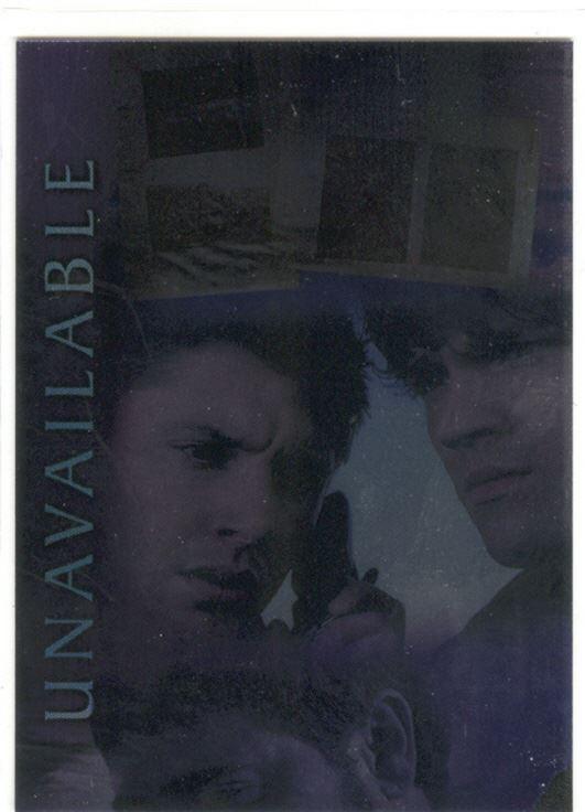 Supernatural Season 1 Chase Card Set Searching S1-S9
