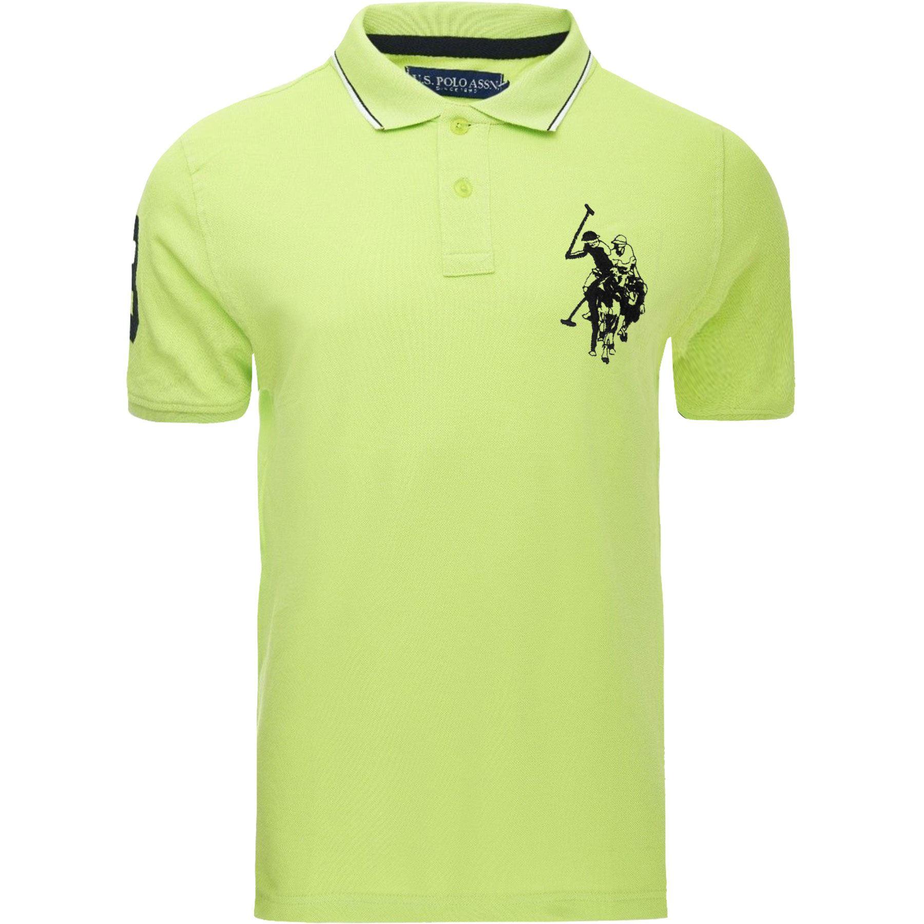 Herren Polo Tshirt Original Top Designer Sommer T Shirt Kurzarm Pony