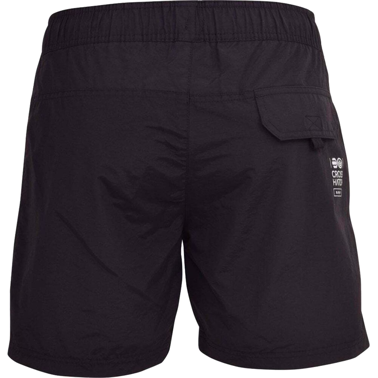 Mens-Crosshatch-Shorts-Drawcord-Mesh-Lined-Designer-Beach-Casual-Swimming-Trunks thumbnail 18