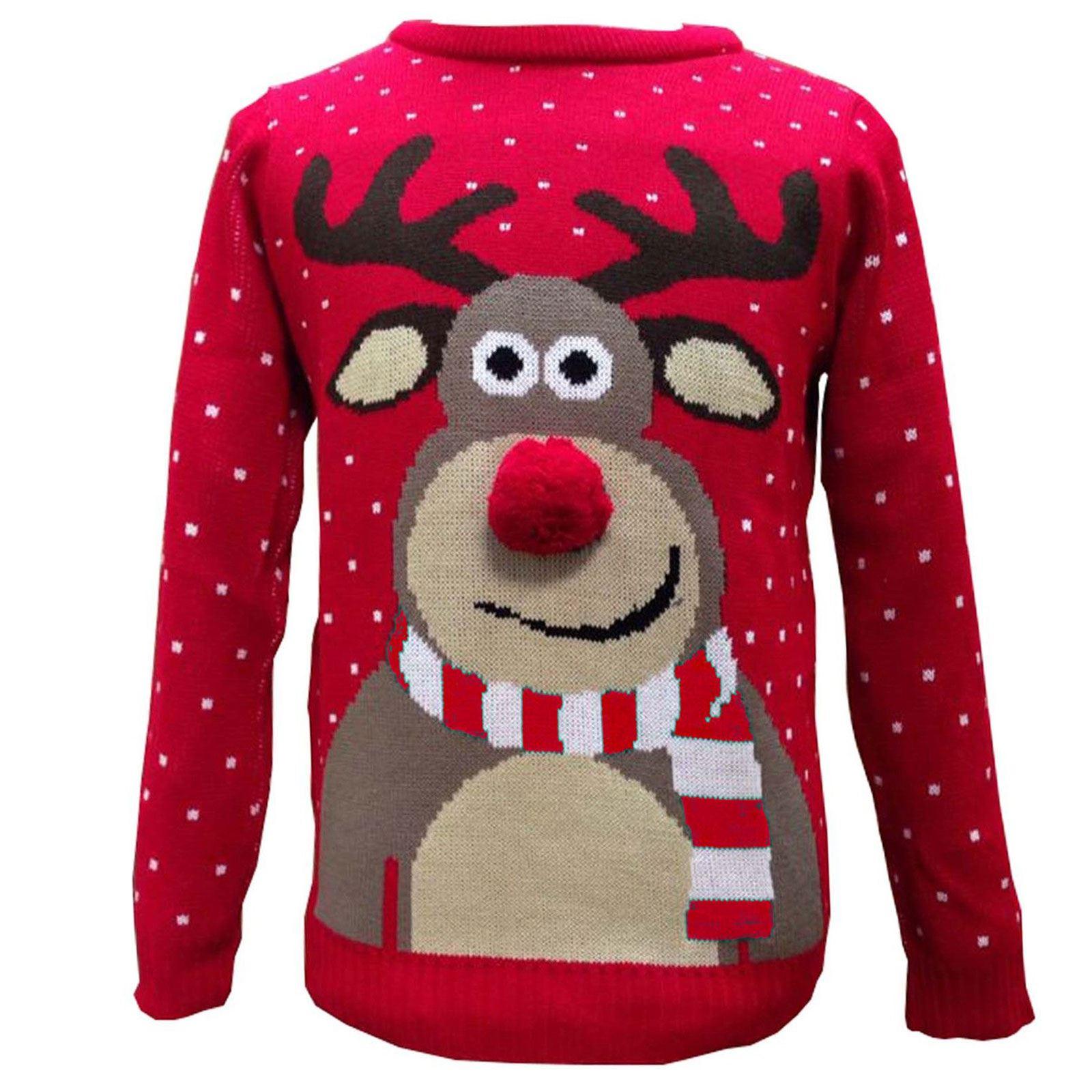 New christmas xmas jumper funny novelty mens ladies vintage new christmas xmas jumper funny novelty mens ladies bankloansurffo Images