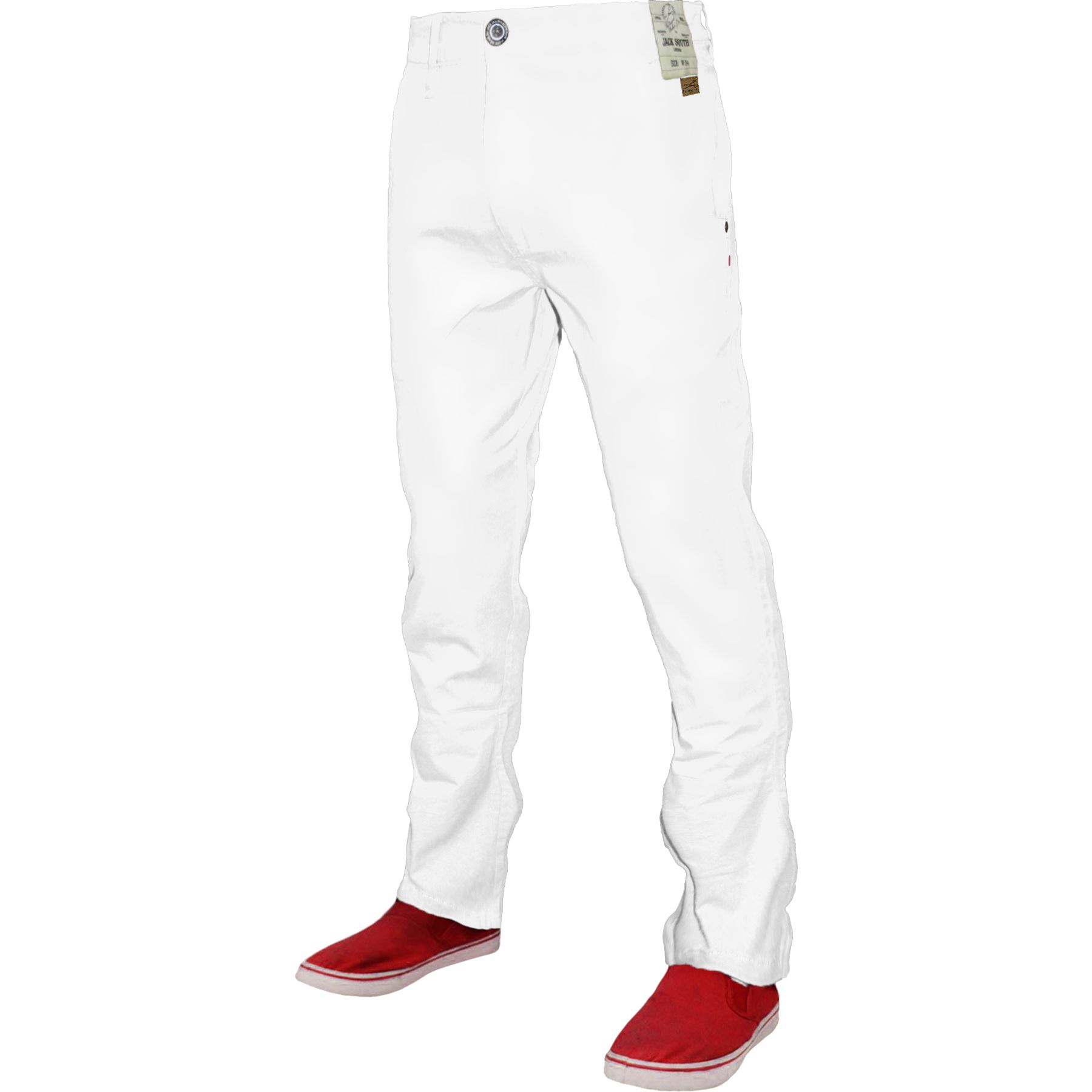 Mens-Chino-Classic-Regular-Fit-Trouser-Casual-Stretch-Spandex-Pants-Size-32-40 thumbnail 30