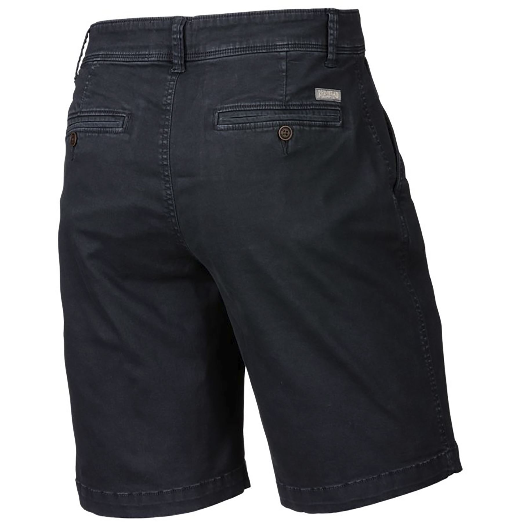 Mens-Big-King-Chino-Shorts-RedHead-Stretch-Casual-Cotton-Cargo-Jeans-Half-Pants thumbnail 3