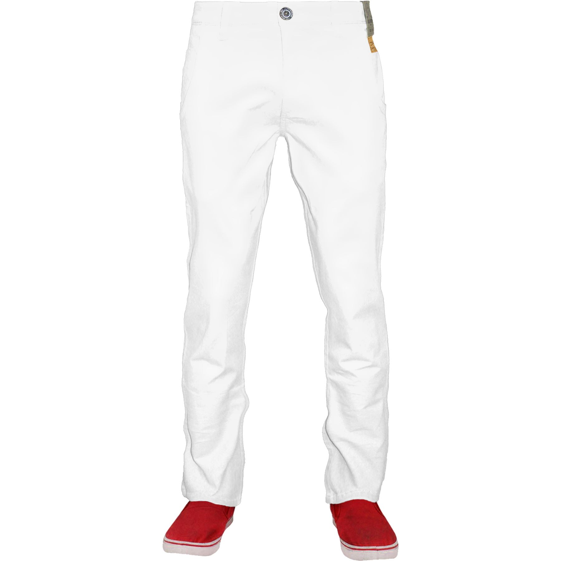 Mens-Stretch-Chino-Jacksouth-Designer-Regular-Fit-Straight-Leg-Trousers-Cotton thumbnail 29