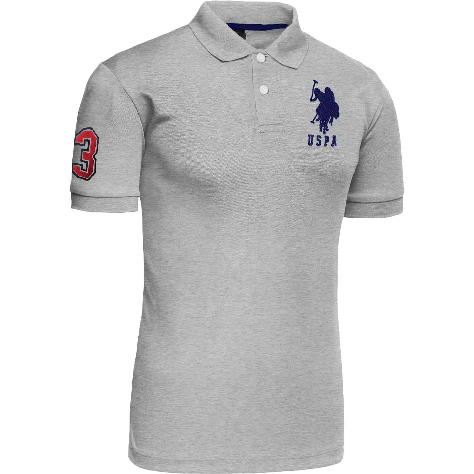 Design t shirt 2017 - Mens Polo Us Polo Assn Tshirt 2017 Design