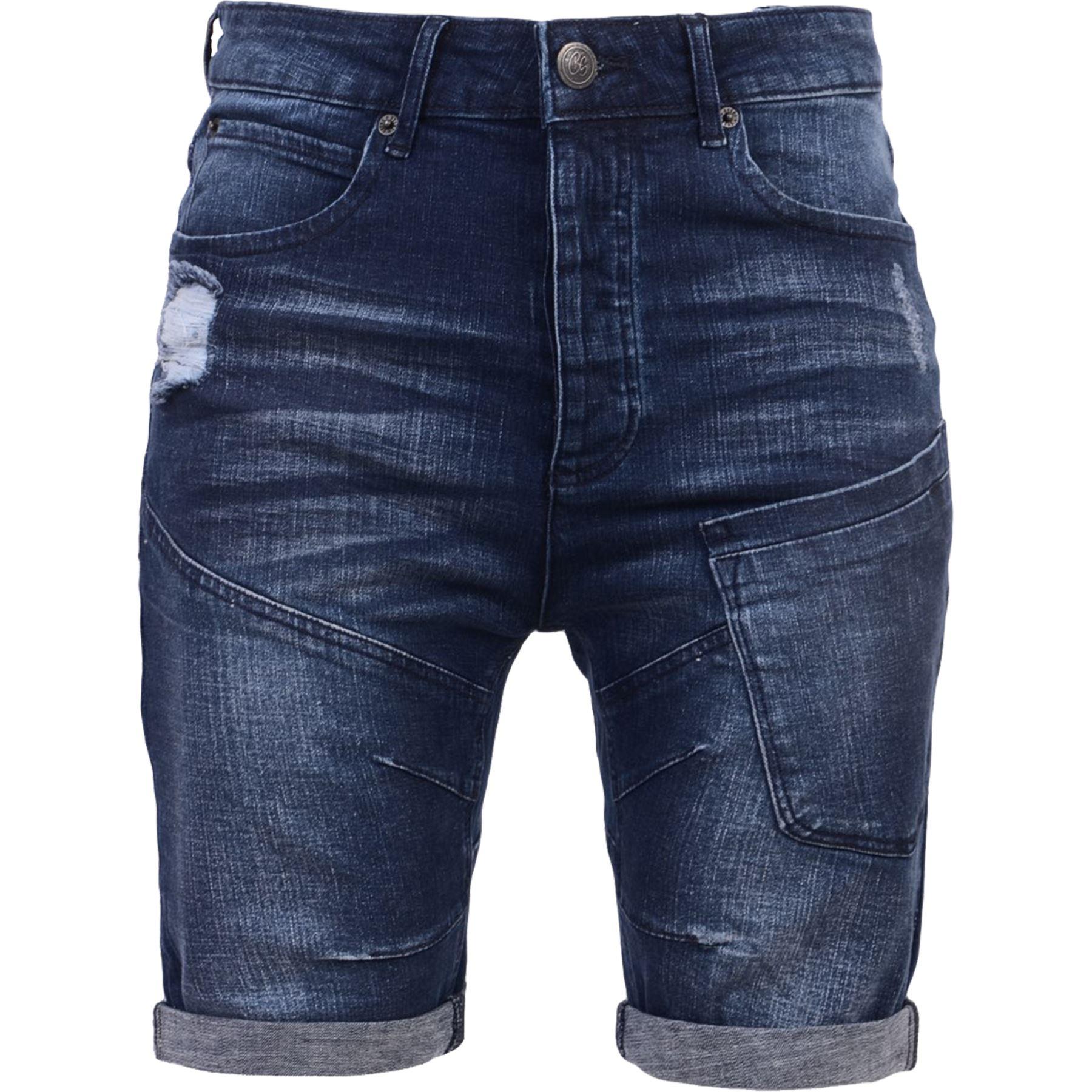 New-Mens-Crosshatch-Canvas-Cargo-Denim-Camo-Shorts-Chino-2019-Styles-30-42-034 thumbnail 50