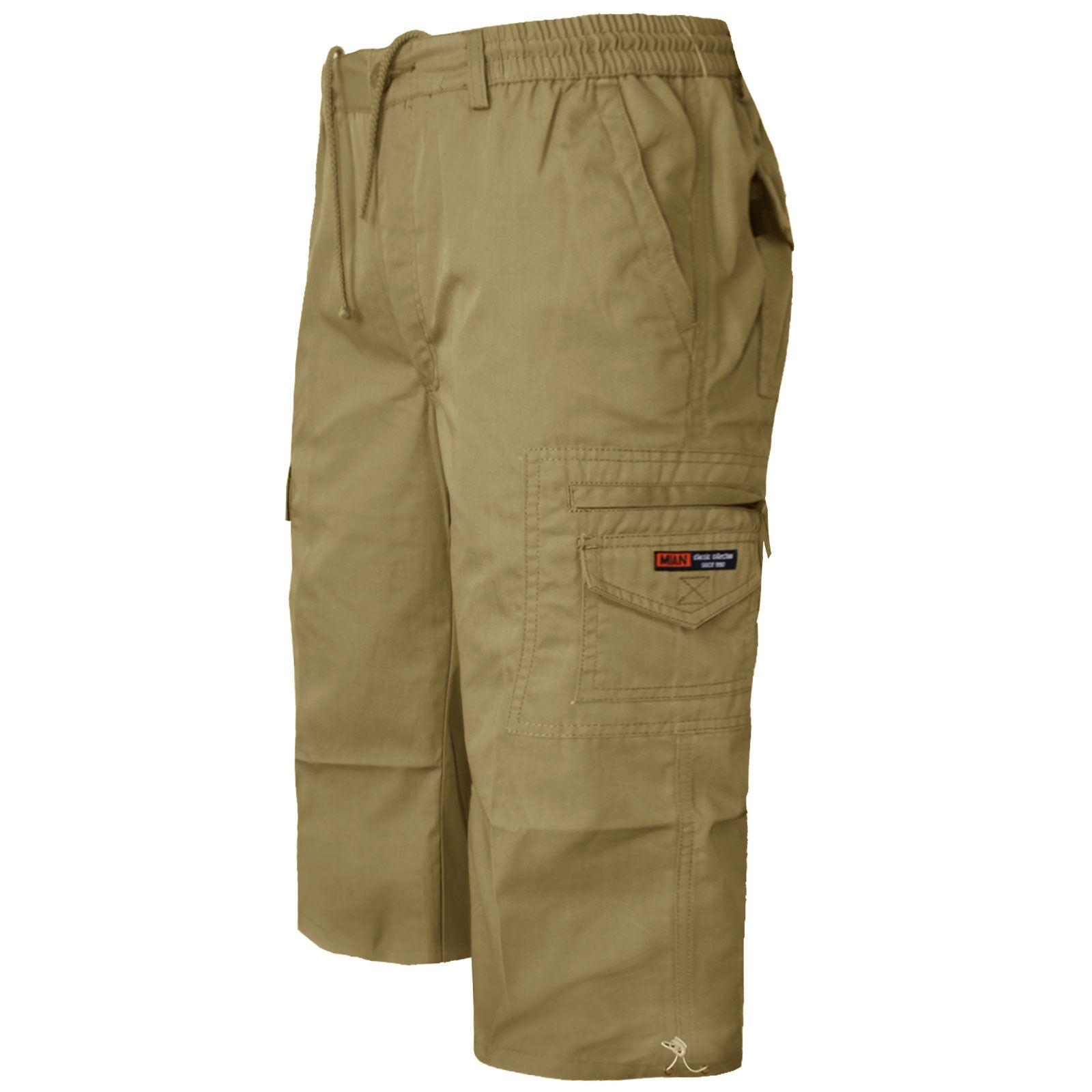 3/4 shorts