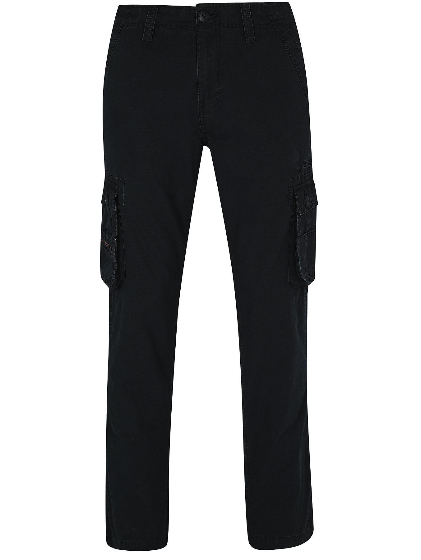 Men-s-Cargo-Combat-Work-Heavy-Trousers-100-Cotton-Plain-Pants-Ex-Store thumbnail 2