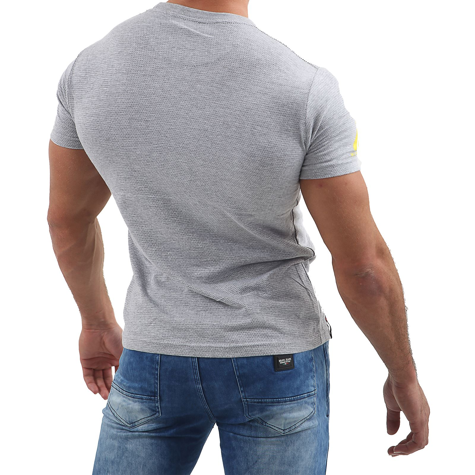 Mens-HLY-EQPT-Printed-T-Shirt-100-Cotton-Gym-Athletic-Training-Tee-Top-Summer thumbnail 30
