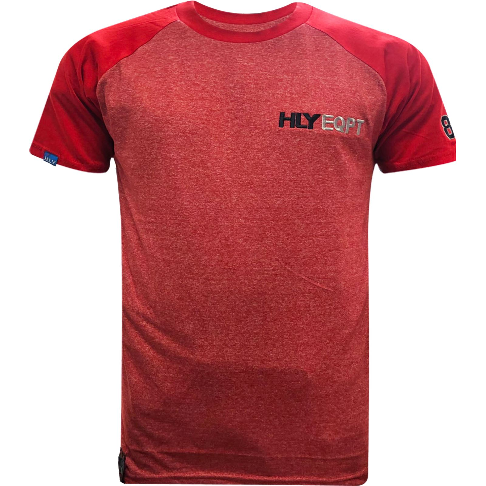Mens-HLY-EQPT-Printed-T-Shirt-100-Cotton-Gym-Athletic-Training-Tee-Top-Summer thumbnail 47