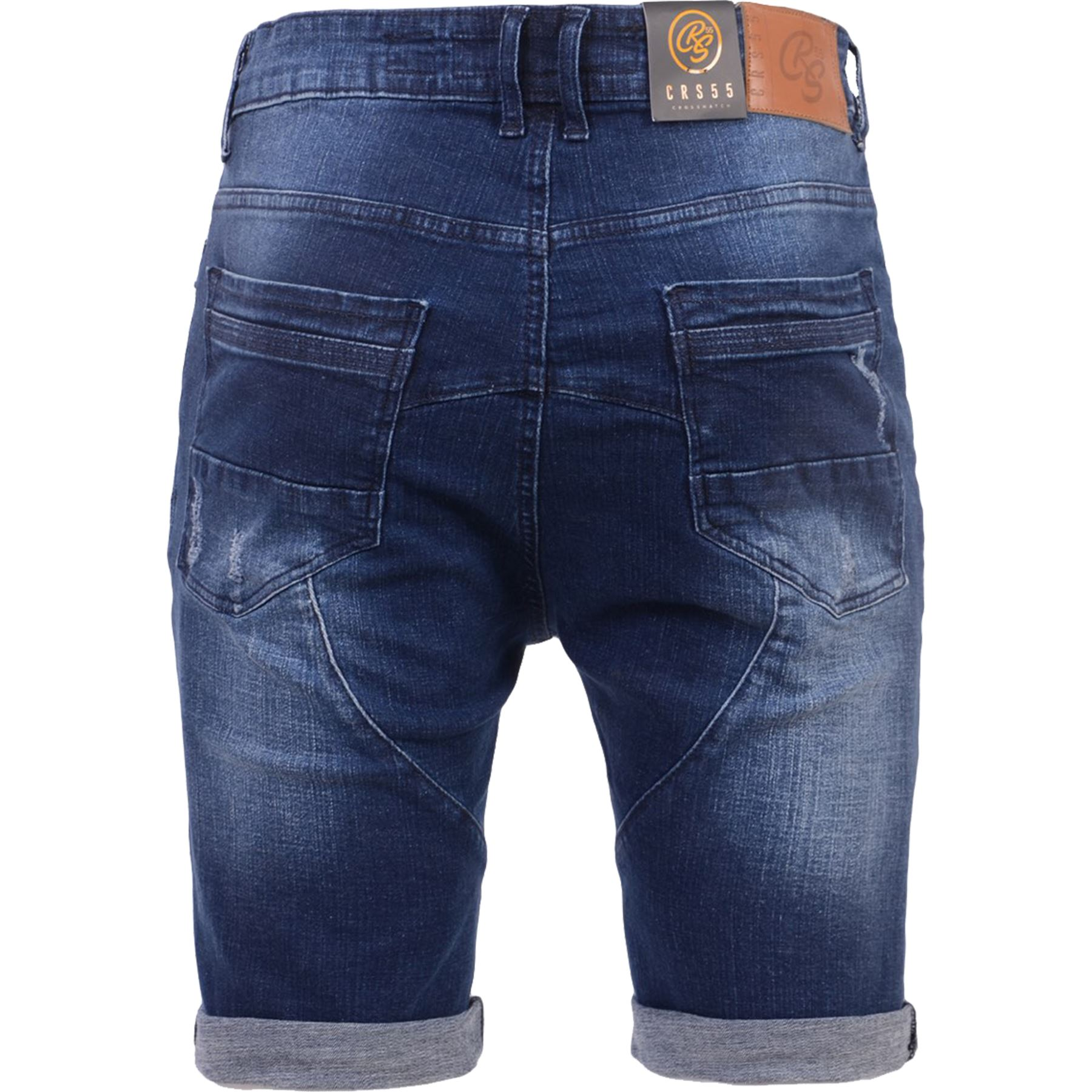 New-Mens-Crosshatch-Canvas-Cargo-Denim-Camo-Shorts-Chino-2019-Styles-30-42-034 thumbnail 53