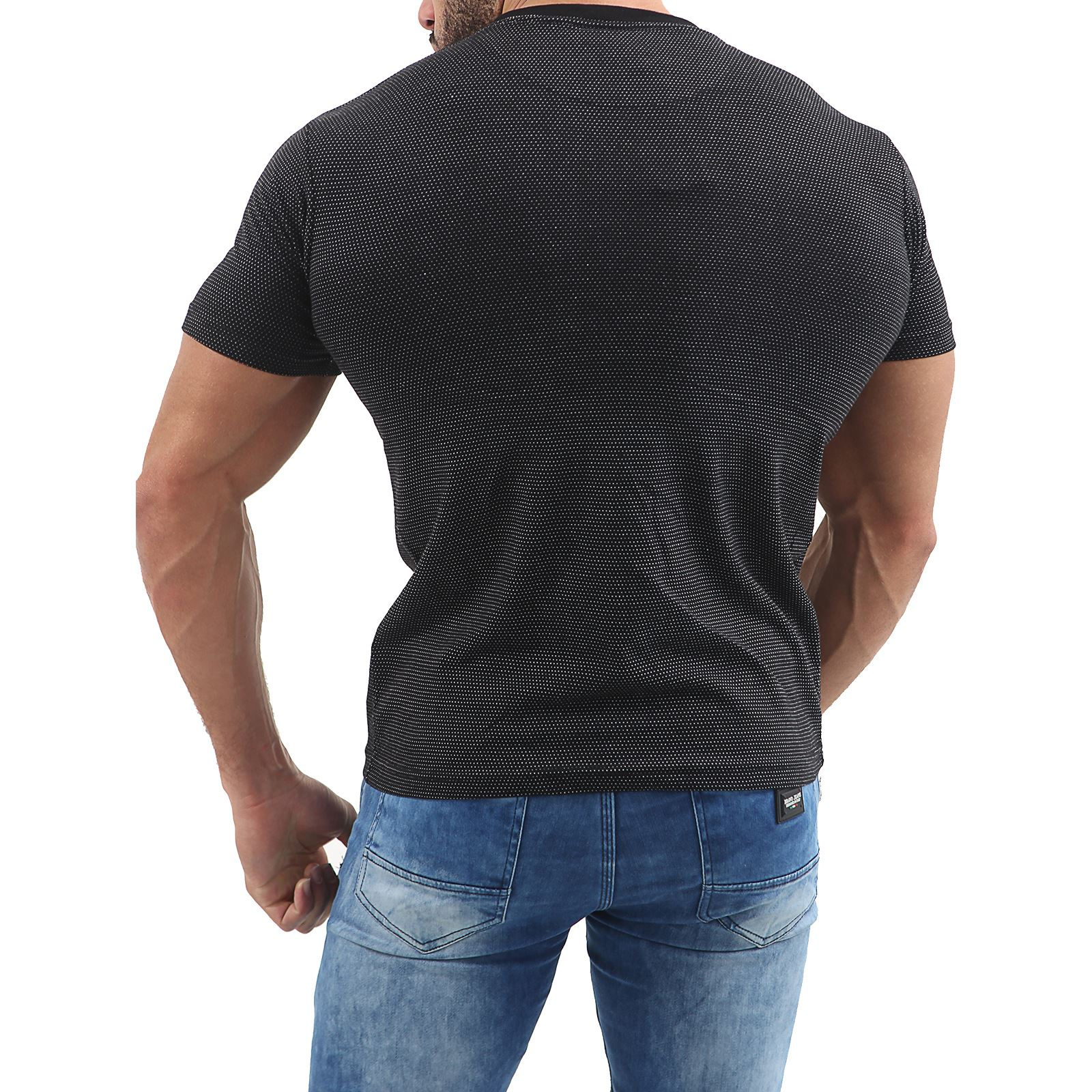 Mens-HLY-EQPT-Printed-T-Shirt-100-Cotton-Gym-Athletic-Training-Tee-Top-Summer thumbnail 22