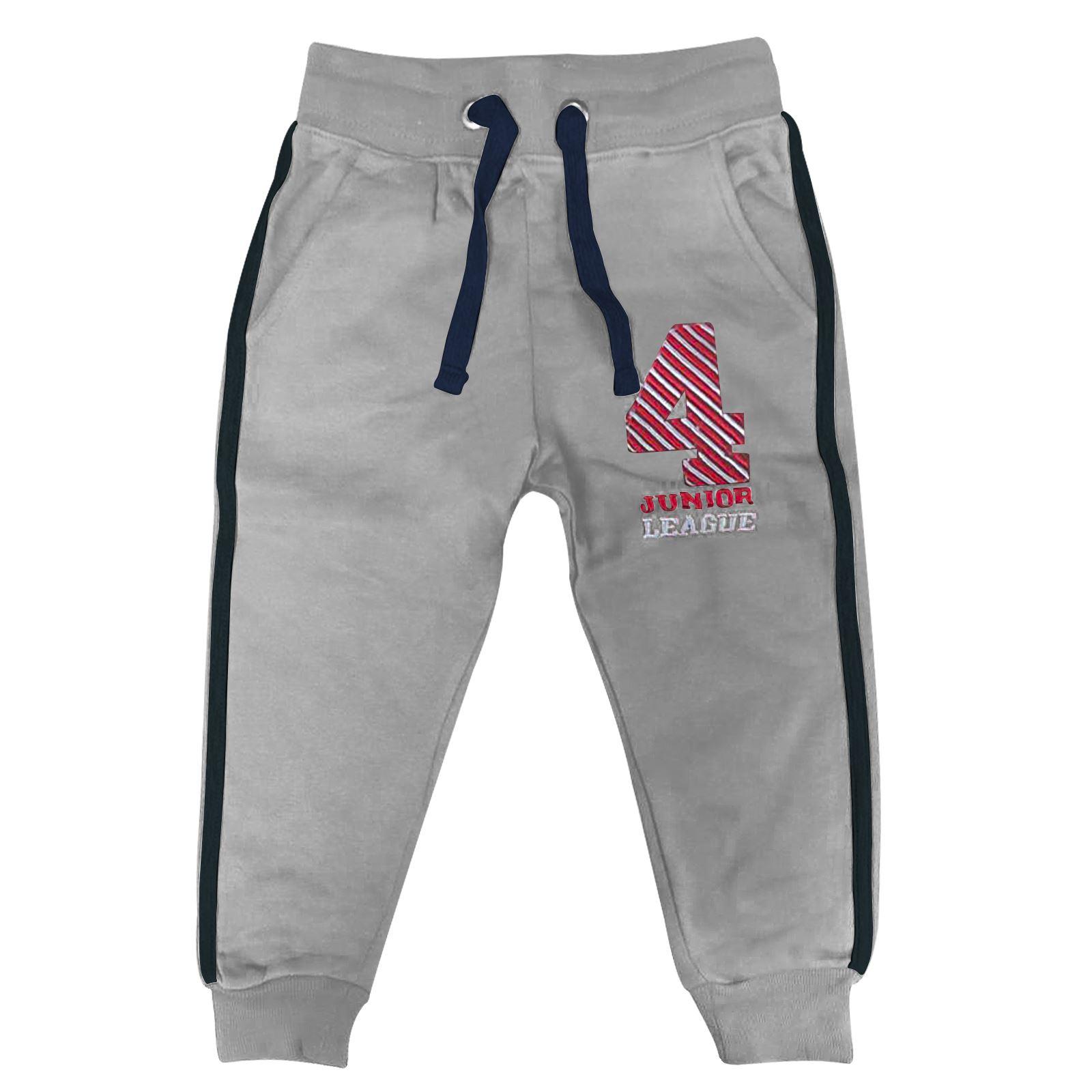 Garcons-Enfants-Camouflage-Jogging-Unisexe-Taille-Elastique-Pantalon-De-Survetement-Armee-Pantalon miniature 3