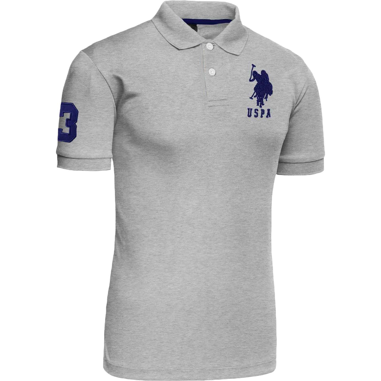 Mens Big Pony Polo Shirts