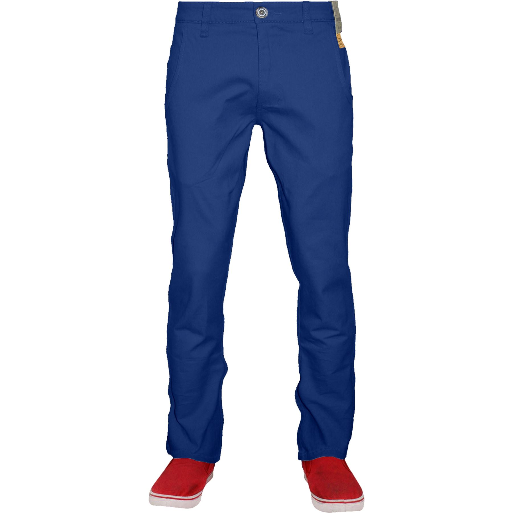 Mens-Chino-Classic-Regular-Fit-Trouser-Casual-Stretch-Spandex-Pants-Size-32-40 thumbnail 20
