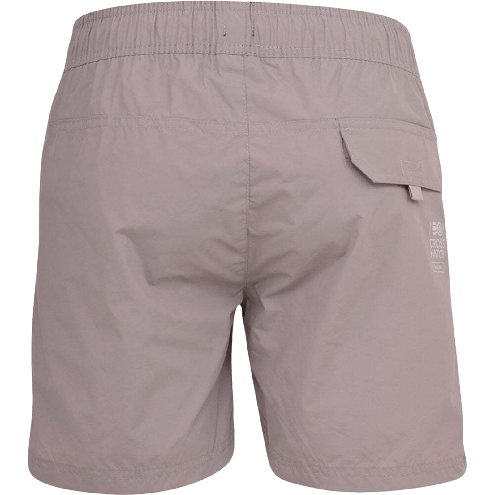 Mens-Crosshatch-Shorts-Drawcord-Mesh-Lined-Designer-Beach-Casual-Swimming-Trunks thumbnail 12