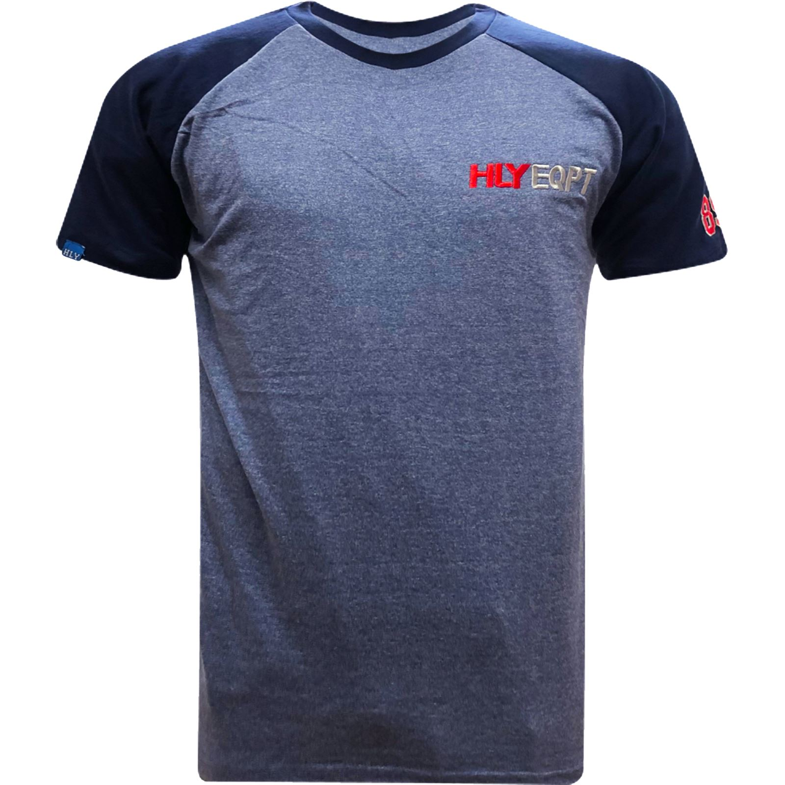 Mens-HLY-EQPT-Printed-T-Shirt-100-Cotton-Gym-Athletic-Training-Tee-Top-Summer thumbnail 40