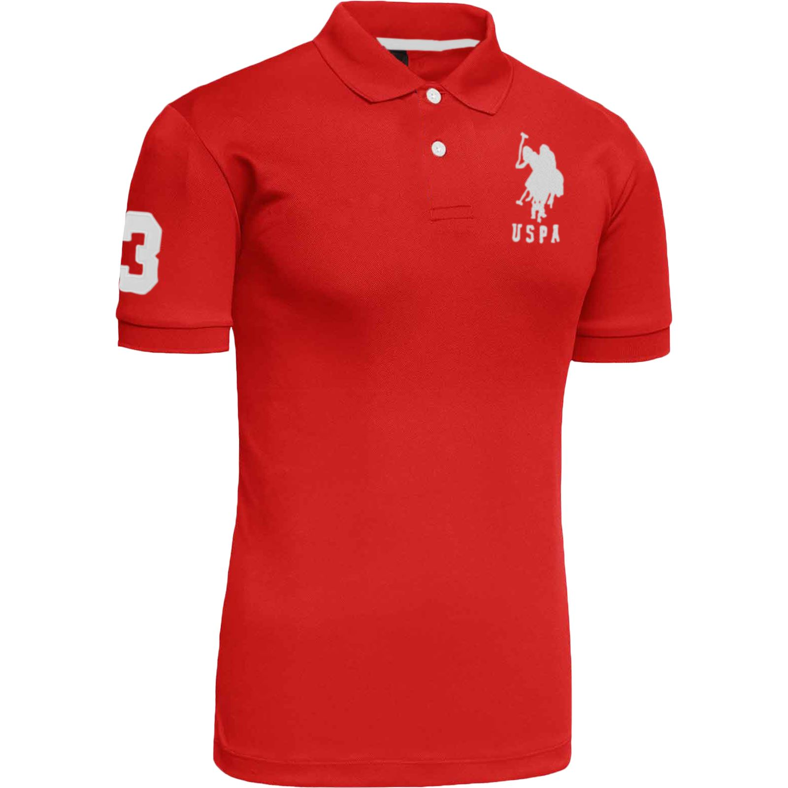 mens us polo assn pique t shirt original shirt branded top ForBranded Polo T Shirts