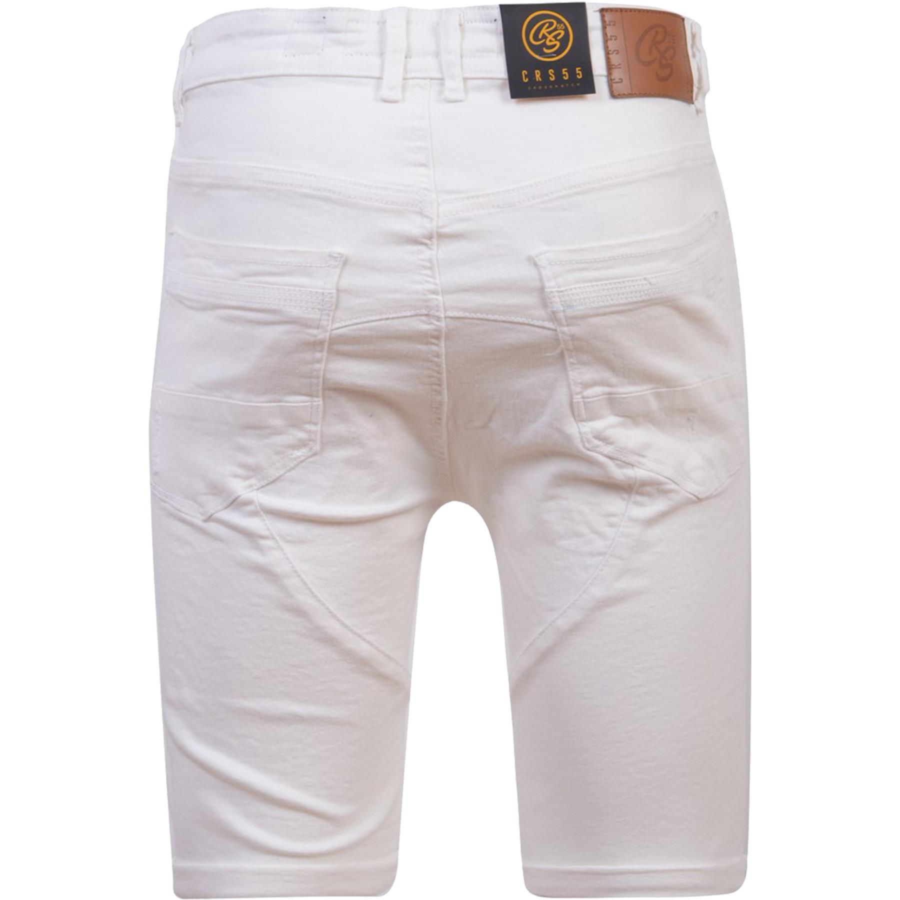 New-Mens-Crosshatch-Canvas-Cargo-Denim-Camo-Shorts-Chino-2019-Styles-30-42-034 thumbnail 55