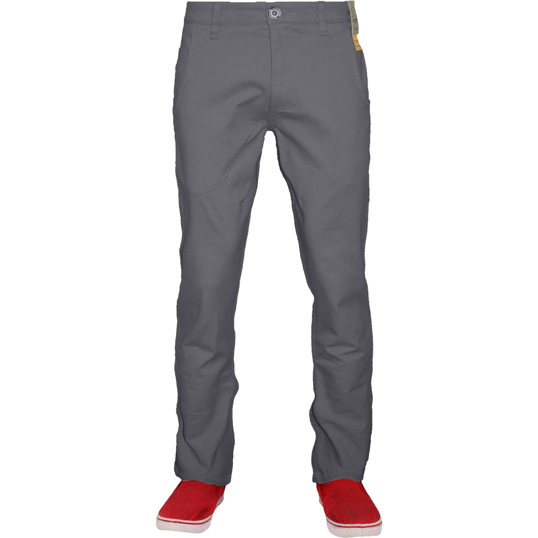 Mens-Stretch-Chino-Jacksouth-Designer-Regular-Fit-Straight-Leg-Trousers-Cotton thumbnail 8