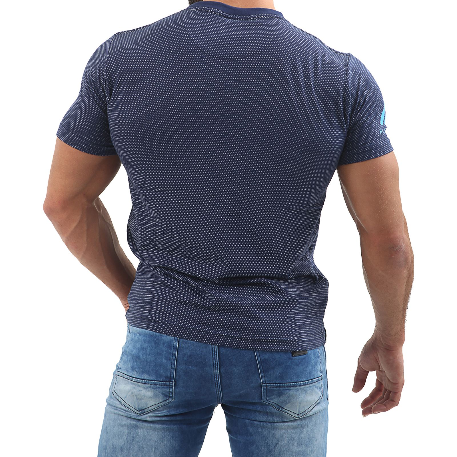 Mens-HLY-EQPT-Printed-T-Shirt-100-Cotton-Gym-Athletic-Training-Tee-Top-Summer thumbnail 38